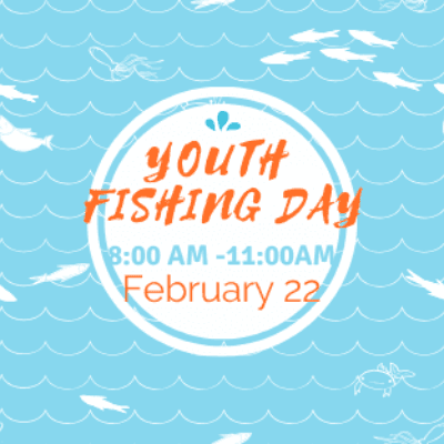 Flyer for Fishing Day